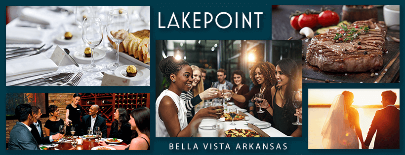 Lakepoint - Casual Dining Lakeside in Bella Vista, AR