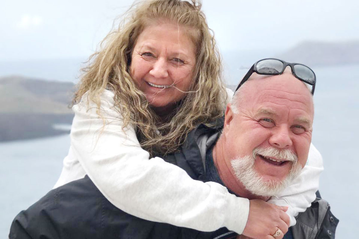 Linda and Richard Swalve